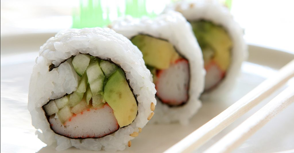 California Roll RB Sushi