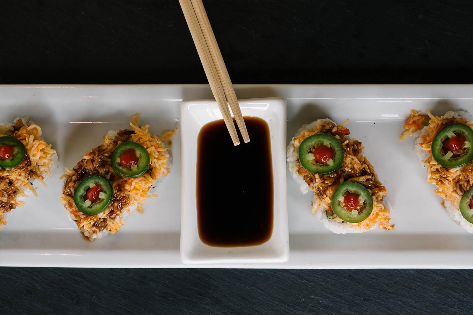 Da Bomb Sushi Roll