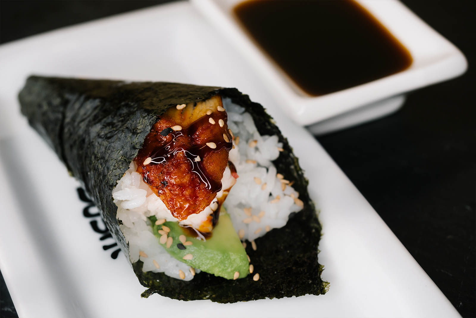 Eel Avocado Hand Roll